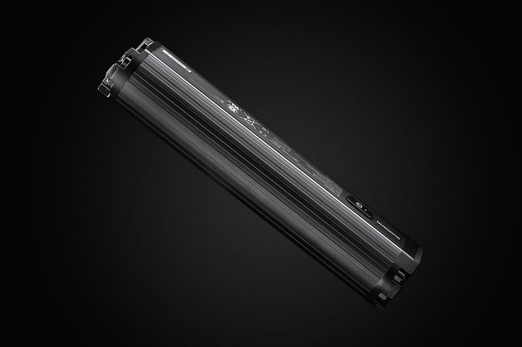 Cache Batterie evelo e one sixty carbon